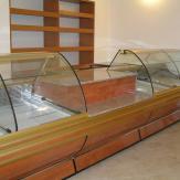 2005 - Univerzitná knižnica Bratislava - zariadenie bufetu