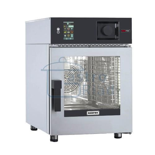 Zobraziť tovar: Konvektomat el. 6xGN2/3 nástrekový, programovateľný,, MSDBD-0623E, RM GASTRO