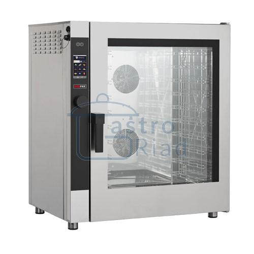 Zobraziť tovar: Konvektomat el. 10xGN1/1, nástrekový, programovateľný, EPD-1011EAM, REDFOX