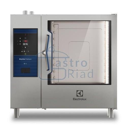 Zobraziť tovar: Konvektomat plyn. 6xGN1/1, bojlerový, programovateľný, AOS061GTG1