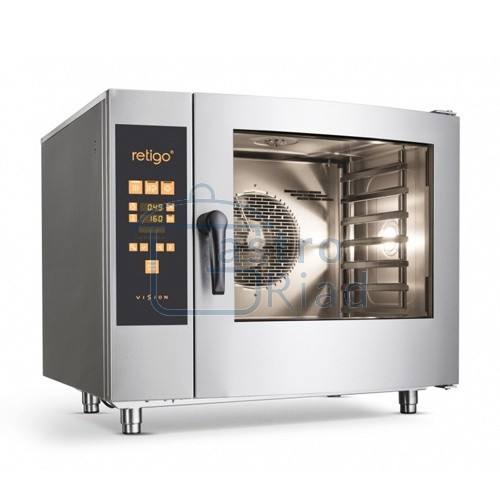 Zobraziť tovar: Konvektomat plyn. 20xGN1/1, bojlerový, AOS201GBG
