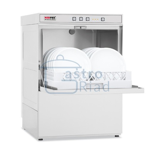 Zobraziť tovar: Umývačka skla a riadu podpultová s odp. čerpadlom, QQ 50 P
