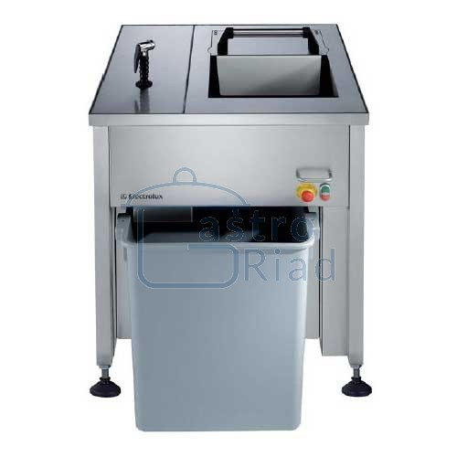 Zobraziť tovar: Drvič odpadu s odstredivkou a lisom, 300kg/h, WMSCP30F