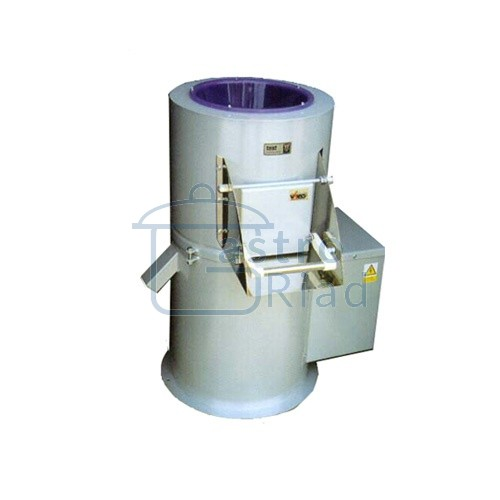 Zobraziť tovar: Škrabka zemiakov, lakovaná, náplň 12kg, kapacita 200kg/h, ŠKBZ-12L