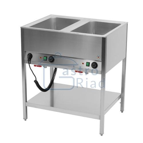 Zobraziť tovar: Pult ohrevný, 2xGN1/1, BMSD-2120