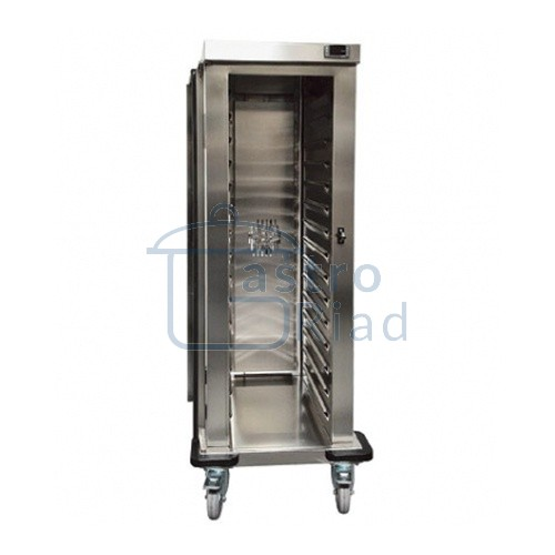 Zobraziť tovar: Vozík transportný vyhrievaný, 15xGN1/1-65, ETV-T