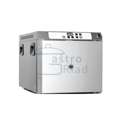 Zobraziť tovar: Skriňa udržiavacia HOLDOMAT 3xGN1/1, HD-0311E