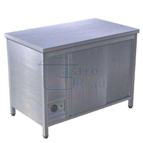 Zobraziť tovar: Stôl ohrievací na taniere - režón 1200mm, EOS