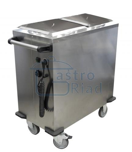 Zobraziť tovar: Ohrievač tanierov pojazdný, 100 tanierov, POT-2