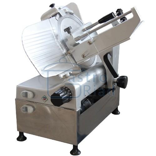 Zobraziť tovar: Stroj nárezový poloautomat 350, GXL-350/R
