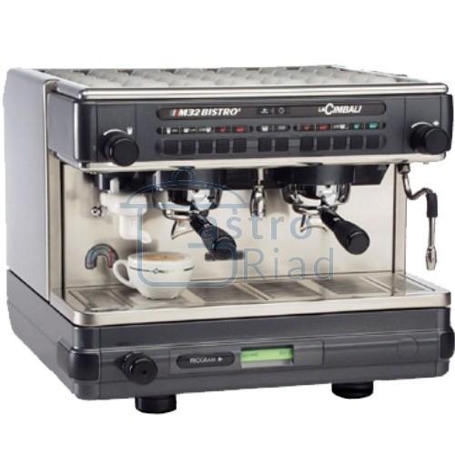 Zobraziť tovar: Kávovar 2 páky, kapučinátor, 200káv/h, M32 BISTRO DT/2