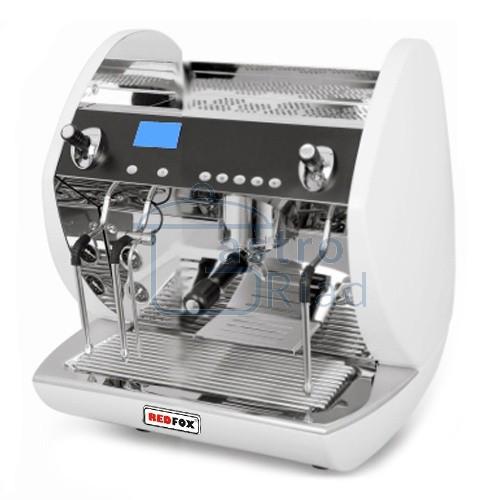 Zobraziť tovar: Kávovar 1 páka, Turbo steamer, 100káv/h, Carat Mini-1P/TS/WH