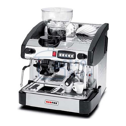 Zobraziť tovar: Kávovar 1 páka, mlynček, 100káv/h, EMC-1P/B/M