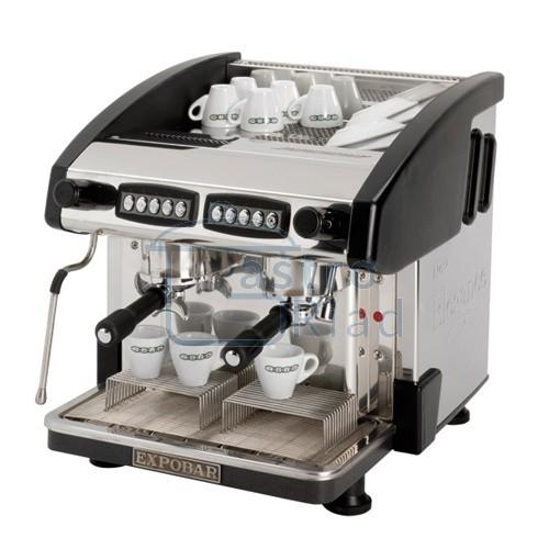 Zobraziť tovar: Kávovar 2 páky, 200káv/h, vysoký, EMC-2P/B/H