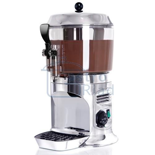 Zobraziť tovar: Výrobník čokolády 5 l strieborný, GV-5/silver