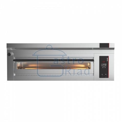 Zobraziť tovar: Pizza pec 1x9, celošamot., el. programovateľná, D9 Pyralis /FRC