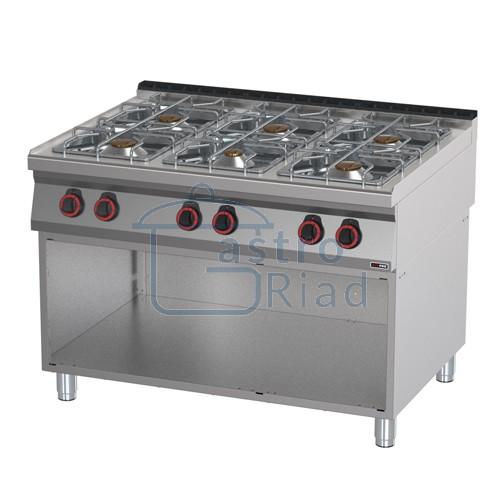 Zobraziť tovar: Varidlo plyn., 6xhorák, 1200/900, SP-90/120G