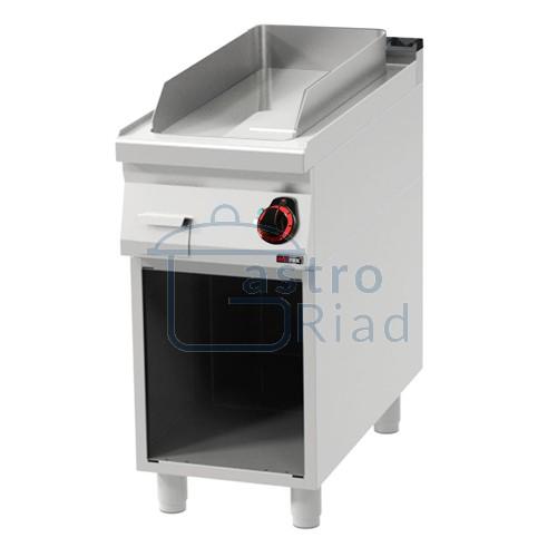 Zobraziť tovar: Platňa smažiaca el. hladká chróm., 400/900, FTHC 90/40 E