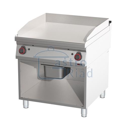 Zobraziť tovar: Platňa smažiaca plyn. hladká, 800/900, FTH-90/80G