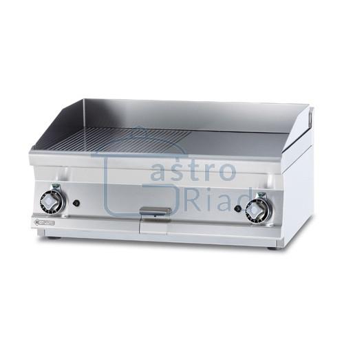 Zobraziť tovar: Platňa smažiaca plyn. hladká / ryhovaná, TOP, 800/600, FTLRT-68G