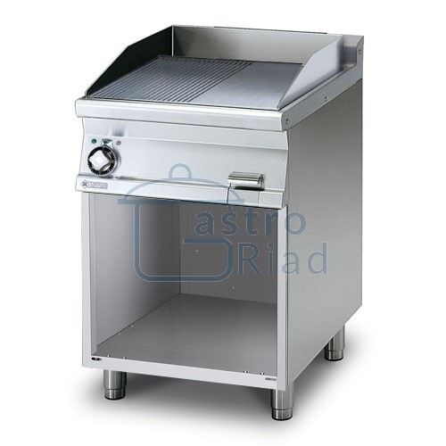 Zobraziť tovar: Platňa smažiaca el. hladká / ryhovaná, 600/700, FTLR-76ET