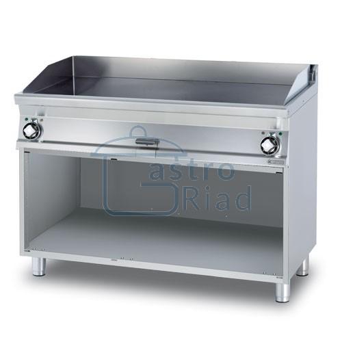 Zobraziť tovar: Platňa smažiaca el. hladká, 1200/700, FTL-712ET
