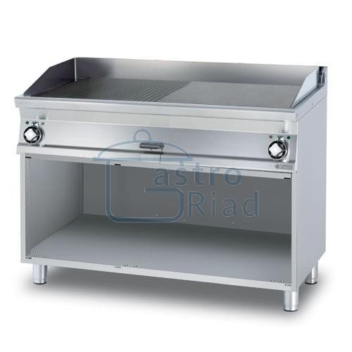 Zobraziť tovar: Platňa smažiaca el. hladká / ryhovaná, 1200/700, FTLR-712ET
