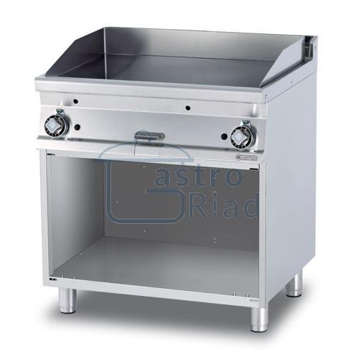Zobraziť tovar: Platňa smažiaca plyn. hladká, 800/700, FTL-78G
