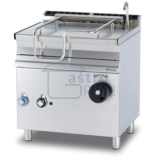 Zobraziť tovar: Panva smažiaca plyn. zliatinová 50 l, 800/700, BR50-78G