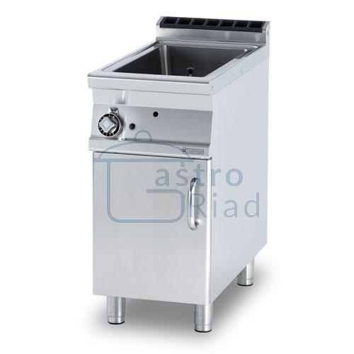 Zobraziť tovar: Panva smažiaca multifunkčná plyn. 16 l, 400/900, BRF-94G