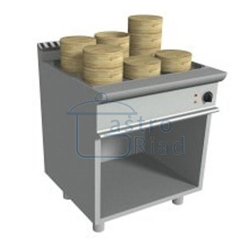 Zobraziť tovar: Varič DIM SUM el. 800/700, L7/DSE800BA