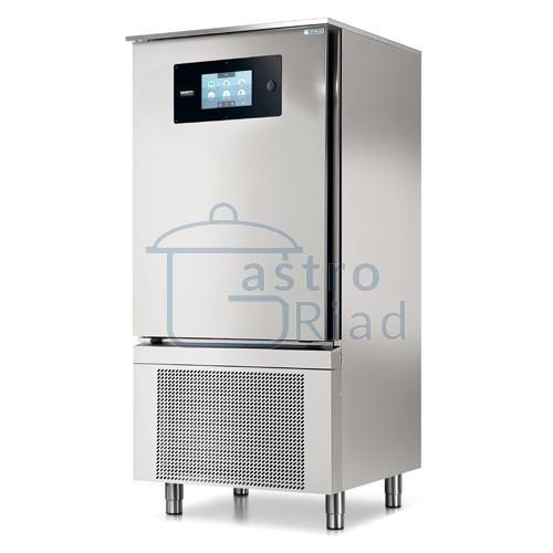 Zobraziť tovar: Šokový schladzovač/zmrazovač, 10xGN1/1, INFINITY 1011