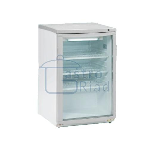 Zobraziť tovar: Chladnička podpult. presklené dvere, statická 105 l, BC-145