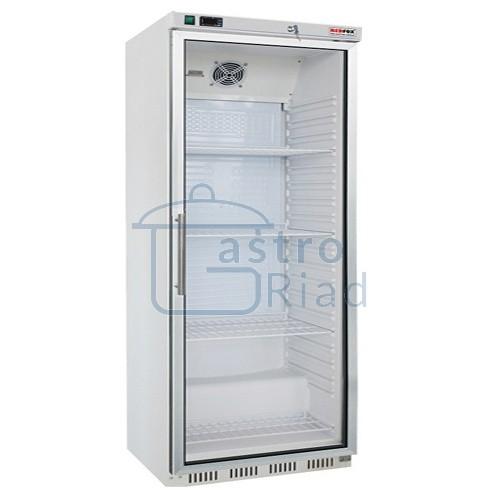 Zobraziť tovar: Chladnička biela preskl. ventil. 570 l, HR-600G