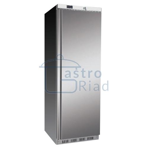 Zobraziť tovar: Chladnička nerezová ventilovaná 400 l, HR-400S