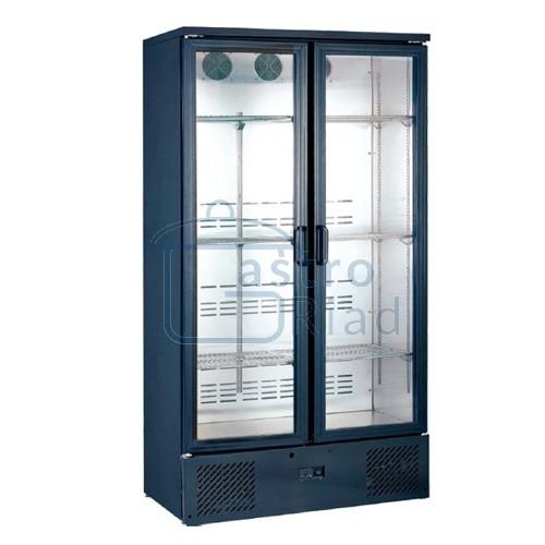 Zobraziť tovar: Chladnička dvojdverová preskl. ventil. 500 l, SGD-500