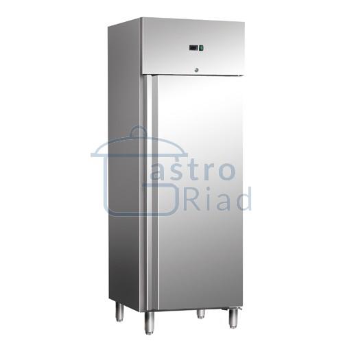 Zobraziť tovar: Chladnička nerezová ventilovaná, 670 l, MN-700