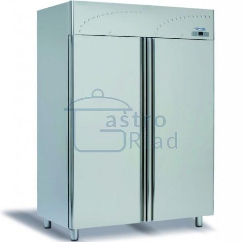 Chladnička nerezová dvojdverová ventilovaná 1400 l