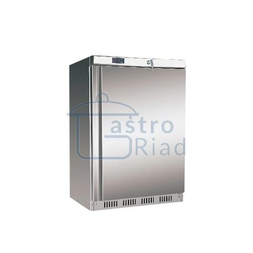 Zobraziť tovar: Mraznička podpultová nerezová statická 200 l, HF-200S