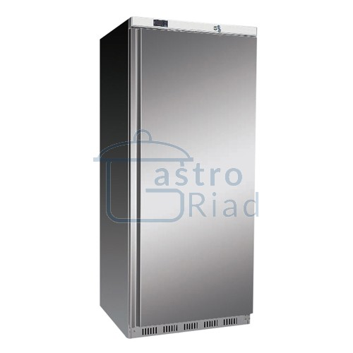 Zobraziť tovar: Mraznička nerezová statická 600 l, HF600S