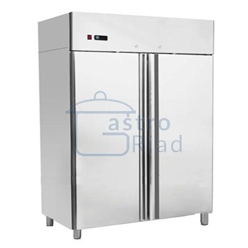 Zobraziť tovar: Mraznička nerezová statická 1300 l, MF-1300