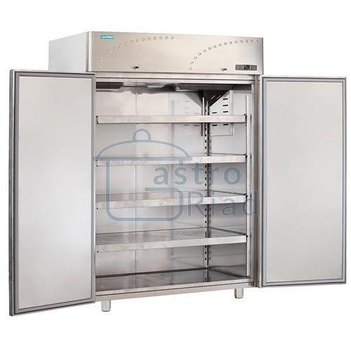 Zobraziť tovar: Mraznička nerez. ventil. 1400 l, MS-140X1