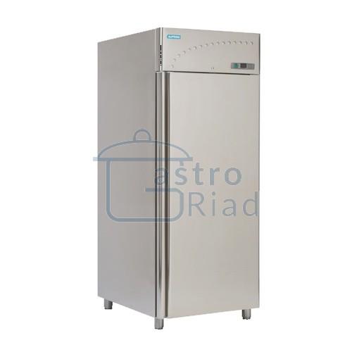 Mraznička zmrzlinová nerezová ventilovaná 750 l