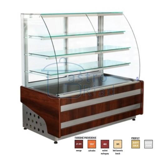 Zobraziť tovar: Vitrína chladiaca 570 l, WCH 1/C Estera