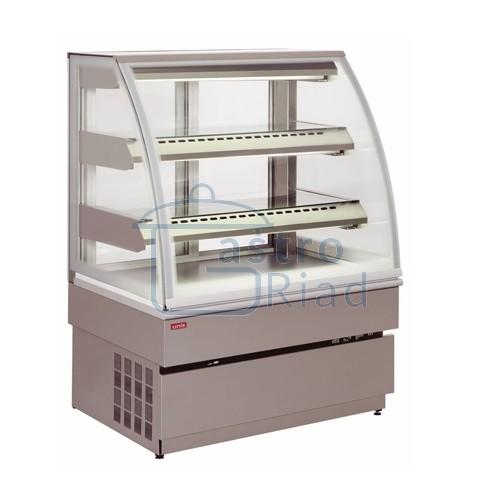 Zobraziť tovar: Vitrína chladiaca 520 l, Georgia III-1000/cukr. STATIC