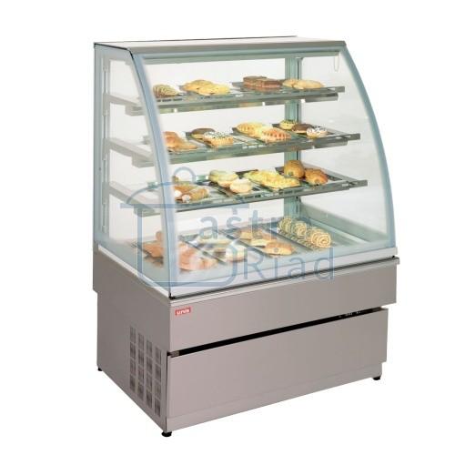 Vitrína chladiaca 630 l
