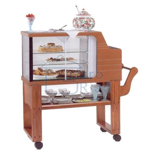 Zobraziť tovar: Vitrína chladiaca mobilná, Carrellino