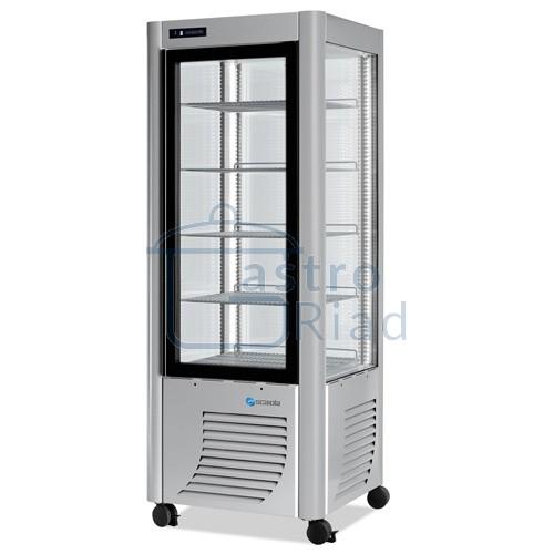 Zobraziť tovar: Vitrína chladiaca 400 l, ERF-400 strieb.