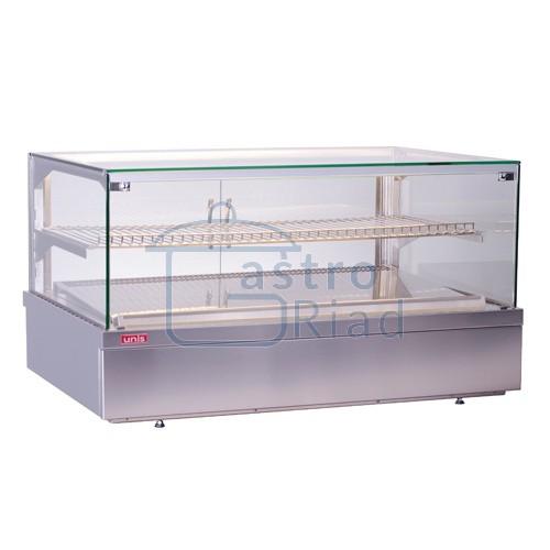 Zobraziť tovar: Vitrína chladiaca 3xGN1/1, KC3GN