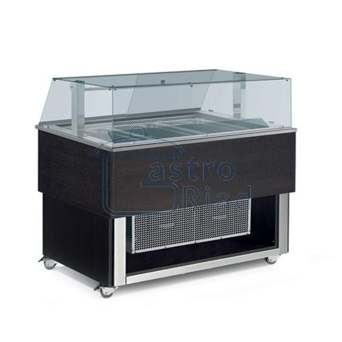 Zobraziť tovar: Vozík chladiaci 4xGN1/1, TR-BLUE VISION 4